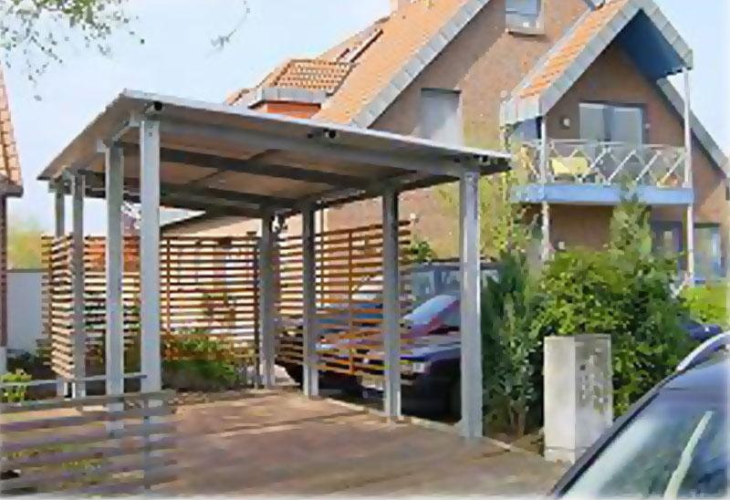 Freianlagen - Schlosserei Hempel Stahl Total